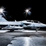 Novo caça Sueco Gripen NG fará parte da esquadrilha da FAB