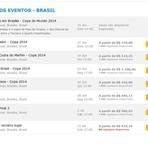Copa do Mundo - Site vende ilegalmente e mais caros ingressos para jogos da Copa no DF