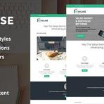 Downloads Legais - Valise tema gratuito para agências e portfólio wordpress