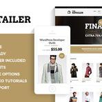 Downloads Legais - The retailer Responsive WooCommerce Tema gratuito