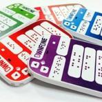 Portáteis - Telefone com teclado 3D é lançado em Braille