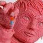 Arte & Cultura - Esculturas em Goma de Mascar!