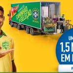 Promoção Caminhão da Seleção Extra 2014