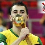 Futsal: Neto o melhor jogador do mundo em 2012, assina com o Corinthians