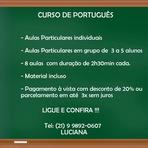 Educação - Curso Intensivo de Português para Concurso Público  e ENEM