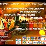 Outros - Caruaru sedia, a partir de hoje, I Encontro dos Povos Ciganos de Pernambuco