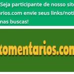 Utilidade Pública - Convite: Seja participante de nosso site komentarios.com envie seus links/notícias e apareça nas buscas!