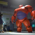 Eleições 2012 - Confira o trailer da nova animação da pixar - Big Hero 6