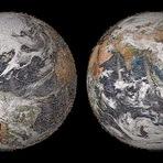 Espaço - NASA revela primeira selfie global