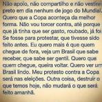 """Copa do Mundo - Diretora do Comitê Organizador Local: """"O que tinha para ser roubado já foi"""""""