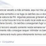 Segurança - Após morte de professora, Vila Laura tem onda de assaltos
