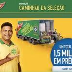 Promoção Extra Caminhão da Seleção: Concorra a R$ 50 mil!