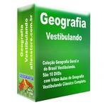 Educação - Aulas de Geografia Geral e Geografia do Brasil para o Vestibular
