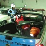 Segurança - Destra intensifica fiscalização de mototaxistas durante São João