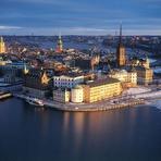 Comportamento - Suécia recusa Jogos de 2022 para não gastar dinheiro público