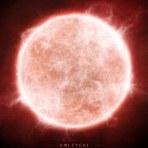 Espaço - Top 10 maiores estrelas do universo