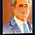 Segurança - Hacker que vazou pinturas de Bush  é condenado a 4 anos de prisão