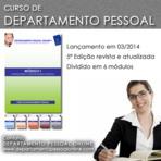Educação - CURSO DE DEPARTAMENTO PESSOAL 2014 - 6 MÓDULOS