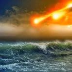 Espaço - Bola de fogo atravessa o céu do estado de São Paulo e cai no litoral