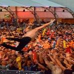 Música - Show do Capital Inicial no Planeta Atlântida 2012