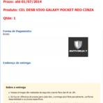 Segurança - Seu pedido 7639292834 foi aprovado - Casas Bahia