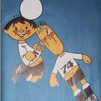 Outros - Mascotes da copa do mundo