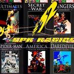 Podcasts - CPR RadioCast #32: Super-Heróis Marvel Salvat a Lombada