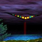Mistérios - Aparição chocante de OVNI em hudson valley.
