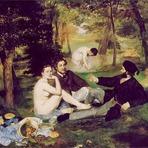Arte & Cultura - Monet pioneiro das artes modernas