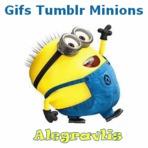 Internet - Gifs Tumblr: Minions