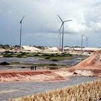 Tecnologia & Ciência - O Rio Grande do Norte ultrapassa 1 GW de energia gerada por fonte eólica
