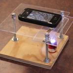 Portáteis - Transforme seu smartphone em um microscópio digital !
