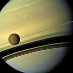 Espaço - Titã pode ser mais velha que Saturno