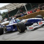 F-1: Felipe Massa pilota a Williams de Damon Hill