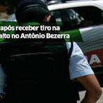 Violência - VIOLÊNCIA: CRIANÇA MORRE APÓS RECEBER TIRO NA CABEÇA EM ASSALTO NO ANTÔNIO BEZERRA