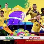 Copa do Mundo - BRASIL X COLÔMBIA: DICAS IMPORTANTES PARA O JOGO - COPA DO MUNDO 2014