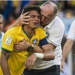 Copa do Mundo - Jogadores da seleção brasileira se manifestam sobre a perda de Neymar