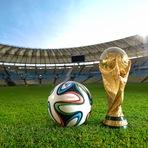 Copa do Mundo - É o Brasil na semifinal da Copa do Mundo!