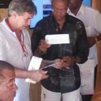 Copa do Mundo - Líder de quadrilha de cambistas distribuiu ingressos em festa com ex-jogadores do Botafogo