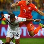 Copa do Mundo - Holanda vence Costa Rica nas cobranças de pênaltis e pega Argentina nas semifinais