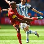 Copa do Mundo - Seleção argentina passa por Bélgica e vai a semifinal da Copa do Mundo