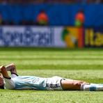 Copa do Mundo - Destaque da ARGENTINA fora da COPA