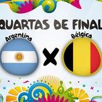 Copa do Mundo - PÓS JOGO ARGENTINA 1 X 0 BÉLGICA