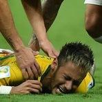 Copa do Mundo - Alivio Para a Pátria de Chuteiras : Neymar não corre riscos de lesão neurológica
