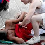 Copa do Mundo - Briga generalizada na Costa Rica deixa torcedores feridos