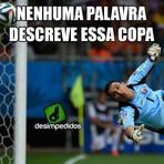 Copa do Mundo - Navas fecha o gol contra a Holanda e é comparado a Tim Howard