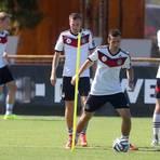 Copa do Mundo - Ronaldo Huck Neves Fenomeno só espera que alemão não quebre recorde de artilheiro de todas as Copas contra o Brasil