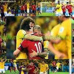 Copa do Mundo - A Copa 2014 Já Tem Seus Vencedores: David e James