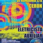 Apostila Concurso Eletricista Auxiliar - CERON-RO 2014