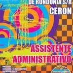 Apostila Concurso Assistente Administrativo - CERON-RO 2014